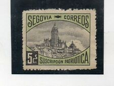 España Guerra Civil Local Segovia (CJ-389)