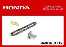 GENUINE HONDA OIL PUMP CHAIN TENSIONER GUIDE SET S2000 F20C AP1 AP2
