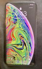 Apple iPhone XS Max - 64GB - Space Gray (Unlocked) A1921 (CDMA   GSM)