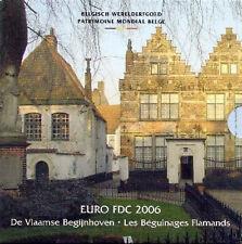 Belgie Bu 2006 gekleurde penning