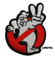 Ghostbusters 2 Movie Vintage Retro Fashion Style Iron on Patch Applique NEW