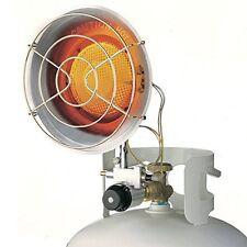 DuraHeat TT-15S Single Burner Tank Top Heater, 1000 sq-ft, Liquid Propane