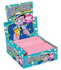 Big Boss Candy Cigars Bubblegum