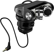 Dead Cat wind muff + Professional Stereo Microphone for Cameras Tascam Tm-2X
