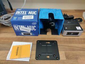 Intel NUC Nuc5cpyh Mini PC 4gb ram no HDD #eb0001