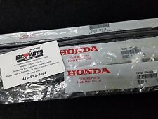 NEW GENUINE HONDA CR-V FRONT & REAR WIPER REFILLS / INSERTS 2017 > CRV
