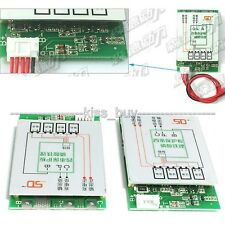 4S 12V BMS 100A LiFePo4 Lithium Iron Battery Protection Board Balance Charging