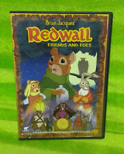 Brian Jacques' Redwall - Vol. 2: Friends and Foes (DVD, 2005)