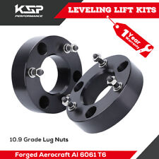 """For 04-16 F150 2"""" Front Leveling Lift Kit Strut Spacer 2006 2009 2010 2WD 4WD"""