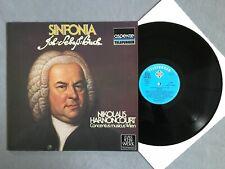 O977 Bach Cantatas Harnoncourt Concentus Musicus Vienna Telefunken 6.41970 AH St