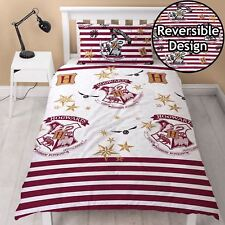 HARRY POTTER MUGGLES SINGLE ROTARY DUVET COVER SET BEDDING NEW