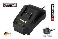 Parkside 20V Battery Charger PLG 20 A1 for x20v Team 2a/4a Batteries Genuine NEW