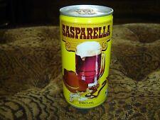 Vintage Sasparella Canada Dry 280 ml Empty Steel Soda Pop Can