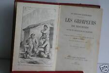 LES GRIMPEURS DE ROCHERS - CAPITAINE MAYNE-RED 1922