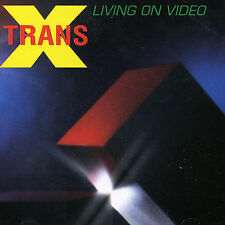 Living on Video by Trans-X (CD, Feb-1996, Unidisc)