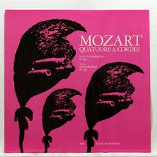PASCAL QUARTET, JACQUES DUMONT - MOZART quartets no.18 & 20 SMS stereo 2459