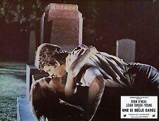 RYAN O'NEAL LEIGH TAYLOR-YOUNG  THE BIG BOUNCE 1969 VINTAGE LOBBY CARD N°4