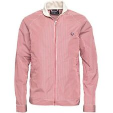 Veste Fred Perry Micro Gingham Bomber T.L Neuve !!!