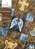 Faith Quilt Anita Goodesign Embroidery Machine Design CD NEW