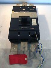 Square D Thermal Magnectic Circuit Breaker MHP36500MT1212