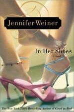 BUY 2 GET 1 FREE In Her Shoes by Jennifer Weiner (2002, Hardcover)