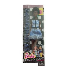 Barbie Fashionistas Doll - Blue Brocade (#40)