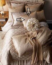 "New Ann Gish Byzantine Pearl Mica 100% Silk 20"" x 20"" Decorative Pillow Sham"
