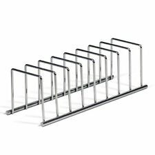 Dish Plate Pot Lid Rack Tray Dry Holder Storage Organizer Cabinet Pantry Kitchen