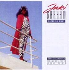 Breaking Away 5013929425125 by Jaki Graham CD