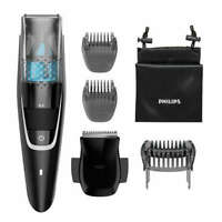 Philips Norelco Beard & Stubble Trimmer Series 7200 Vacuum Trimmer BT7225/49