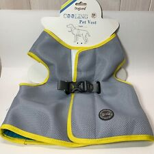 FOREYY Dog Cooling Vest with Adjustable Side Straps and Harness Attachment XXL