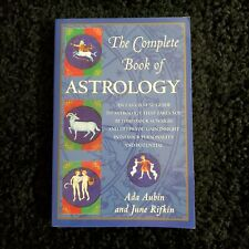 The Complete book of Astrology by ada Aubin & June Rifkin  1998 paperback