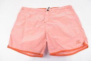 C.P. (CP) Company NWT Beachwear Boxer Swim Suit Size 48 S US In Light Orange