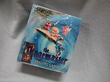 #TT3.  UNOPENED  BOX  OF 1994  SKYBOX  THE PAGEMASTER  TRADING   CARDS
