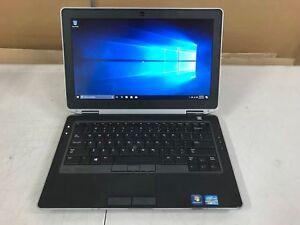 """Dell Latitude E6320 13.3"""" Laptop Intel i5-2530M @2.5Ghz 8GB MEM 128GB SSD Win 10"""