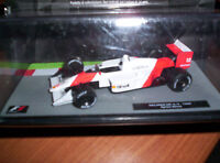 McLAREN MP4/4 - 1988 AYRTON SENNA -SCALA 1/43