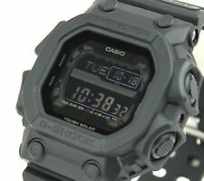 NEW* CASIO MENS G SHOCK BLACK SQUARE SOLAR WATCH OVERSIZE XL GX56BB-1A RRP£159