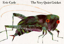 Very Quiet Cricket: a Multi-Sensory Book-ExLibrary