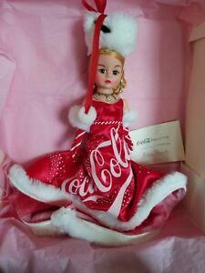 1997 Madame Alexander- Coca Cola Fantasy doll