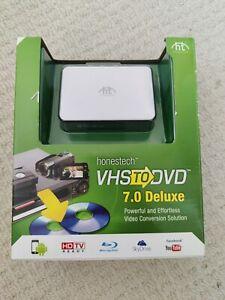 Honestech VHS to DVD 7.0 Deluxe for Windows 8, 7, Windows Vista & Windows XP
