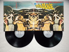 "2 LP THE OZARK MOUNTAIN DAREDEVILS ""iT's alive"" A&M RECORDS AMLM 66006 HOLLAND §"