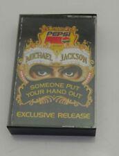 Michael Jackson Single Pop Music Cassettes