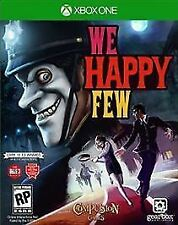 We Happy Few (Microsoft Xbox One, 2018) Fast Shipping!