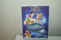 EDITION  COLLECTOR 2 DVD CENDRILLON  WALT DISNEY I CHEF D OEUVRE FILM   N° 14