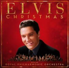 ELVIS – CHRISTMAS WITH ELVIS & THE ROYAL PHILHARMONIC ORCHESTRA (NEW) CD