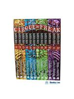 The Saga of Darren Shan 12 Books Collection Set Cirque du Freak Ages 9-14