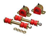 Energy Suspension 25MM FRONT SWAY BAR BUSHING SET Red 8.5123R