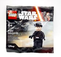 Lego Star Wars 5004406 First Order General Minifigure Brand New / Sealed