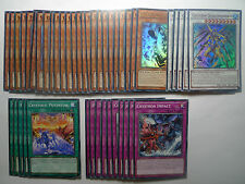 Crystron Deck * Ready To Play * Yu-gi-oh