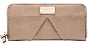 Marc Jacobs Wallet Marchive Leather NEW